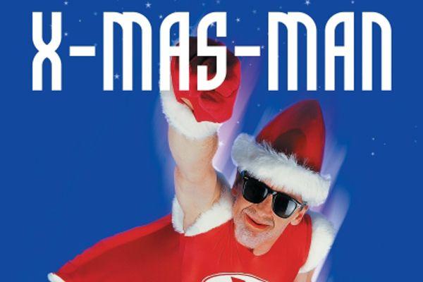 X-MAS-MANs schrille Weihnachten